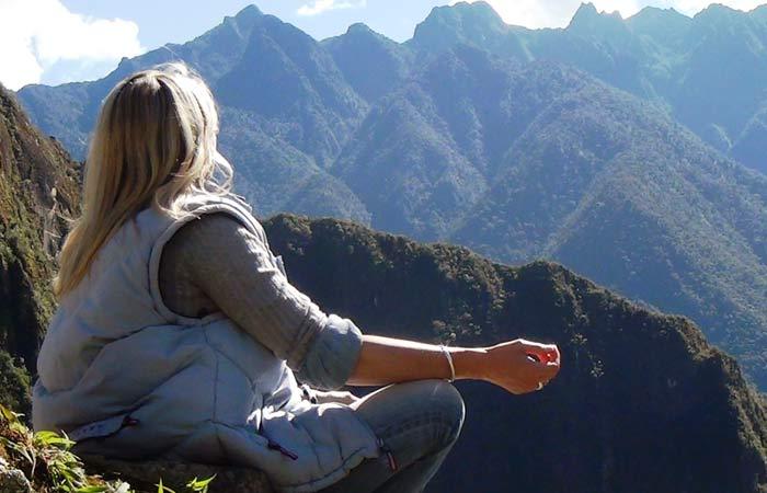 méditation montagne pérou