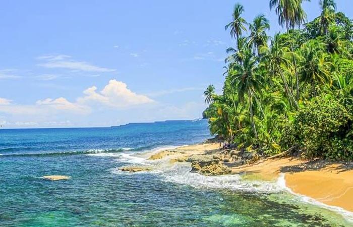 plage détente