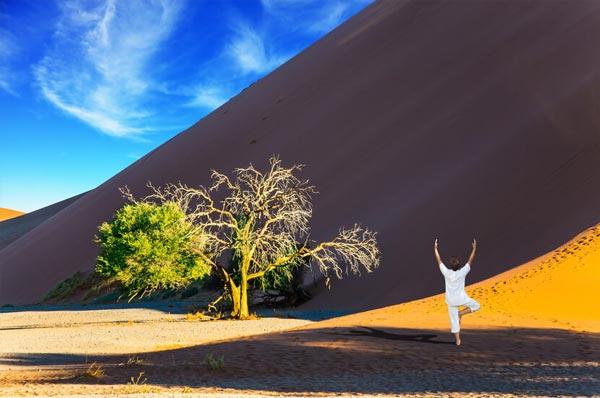 yoga au maroc