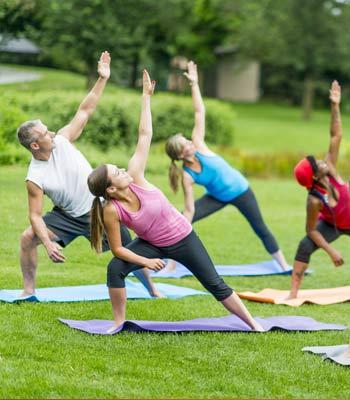 séjour bien-être yoga