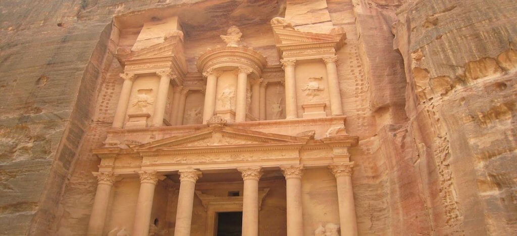 voyage initiatique israel jordanie