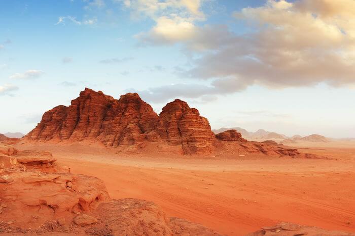 Désert du Wadi Rum - Aora voyages